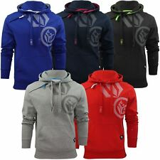 Mens Hoodie Sweat-Top by Crosshatch 'Pacific Hoody'
