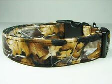 Charming Real Tree Realtree Oak Camouflage Dog Collar
