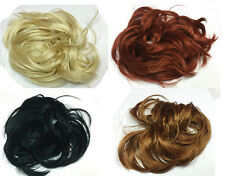 "Sophie 4.5"" Wavy Hair Ponytail Holder Elastic Scrunchie Hairpiece"