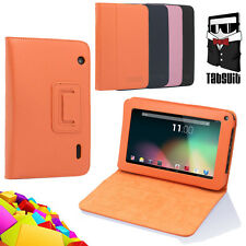 7'' Quad Core Tablet IPS Android 4.4 8GB BT WiFi Dual Camera  Multi-color Bundle