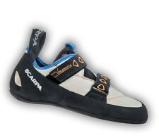 Scarpa Velocity Climbing shoes, Comfortable Allround shoe touch fastener