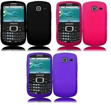 Silicone Soft Case for Samsung Freeform 4 SCH - R390 R390X / Comment 2 R390C