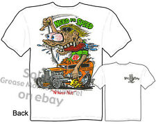 Ratfink T Shirts Hot Rod T Shirts Big Daddy Clothing Automotive Shirts 1932 Ford