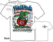 Ratfink T Shirts Big Daddy Clothing Ed Roth T Shirts Rat Fink For President Tee