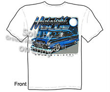 Chevy Shirt Chevrolet Clothing Automotive T Shirt Classic Car Shirt 1955 Bel Air