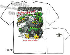 Ed Roth Rat Fink Big Daddy Clothing Ford T Shirt Hot Rod Apparel 1933 1934 Tee