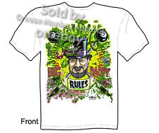 Ed Roth Rat Fink Big Daddy Clothing Ratfink T Shirts Ed Roth Apparel Tribute Tee