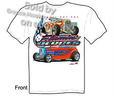 Ford T Shirt Hot Rod T Shirts Street Rod Shirts Vintage Car 1932 Roadster 32 Tee