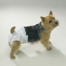 Clean Go Pet Disposable Doggie Dog Diapers 5 SIZES!