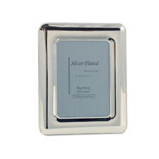 Bey-Berk Silver Plated Picture Frame