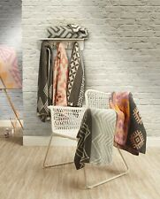 Fab Habitat Metro Fenway Cotton Throw