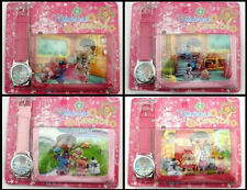 Lot doc mcstuffins Wristwatch watch and Purses Wallets Children Gifts V-41