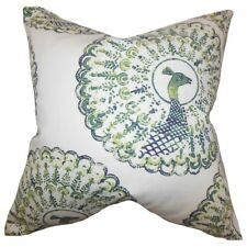 The Pillow Collection Ieesha Animal Print Throw Pillow Cover
