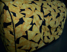 Tortilla Chips Quilted Fabric 2-Slice or 4-Slice Toaster Cover NEW