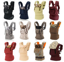 Adjustable Infant Baby Carrier Sling Wrap Rider Backpack Front/Back Pack