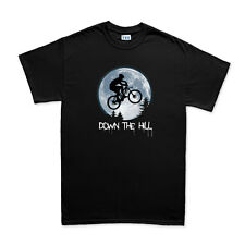 Downhill Cycling BMX Racing Freestyle Bike Bicycle Nos T shirt Tee ET T-shirt