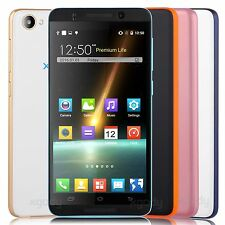 "Dual SIM Quad Core 3G 5.0"" Android 5.1 Smartphone Unlocked GPS qHD Mobile Phone"