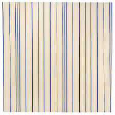 Traders and Company Sea Mist 100% Cotton Striped Tablecloth