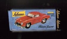 VINTAGE SCHUCO MICRO RACER 1044 MERCEDES 190 SL IN BOX - WESTERN GERMANY