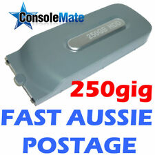 250GB HARD DRIVE HDD - - - for Original Xbox 360 - -  - Free AU Postage