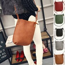 Fashio Women Handbag Shoulder Bags Tote Purse PU Leather Ladies Messenge New Bag