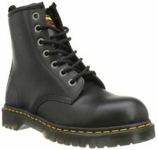 Mens Dr Martens Industrial SB Steel Toe 7 Eyelet Safety Work Boots Sizes 6 to 12