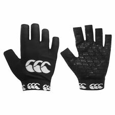 Canterbury Mens ProGrMit Gloves Fingerless Mittens Pairs Accessories