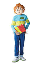 Official Horrid Henry Boys Fancy Dress Costume Book Week Outfit Ages 5 - 8