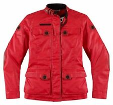 Icon Womens 1000 Collection Akorp Textile Jacket 2013