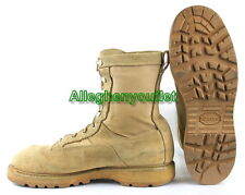 US Military GORETEX ICB INFANTRY COMBAT BOOTS 790 Tan USA MADE Many Sizes GC