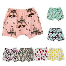 Lovely children Girls Boys Shorts Teepee Feather Baby Summer bloomers Kid Panty