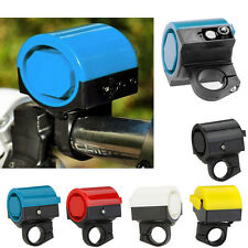 Wonderful Electronic Loud Bike Horn Cycling Handlebar Alarm Ring Bicycle Bell LA