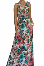 New Womens Dress Evening Party Long Cocktail Summer Prom Gown Size 10 12 14 16