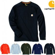 Carhartt T-Shirt Long sleeve Force Cotton Shirt new size: S M L XL XXL