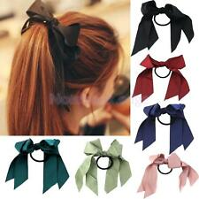 Fashion Elastic Women Girl Hair Accessories Ponytail Holder Sweet Hair Band Rope