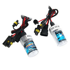 Marswell 55W 3000K 6000K CAR HID Xenon Headlight Bulbs Lamp HB4 H27 5202/H16 US