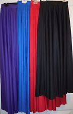 NWT Body Wrappers Dance Praise Worship Full Circle Skirt 4 Color Choices #502