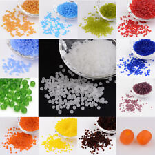 1101pcs/50g Round Glass 8/0 Frosted Seed Beads 3mm Beading Diy Jewelry Findings