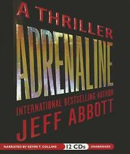 [CD] Adrenaline By Abbott, Jeff/ Collins, Kevin T. (NRT)
