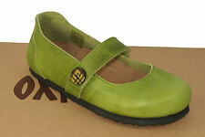 Oxygen Footbed Shoe Hastings Apple Green sizes 37-41 RRP £50.00