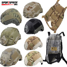 Tactical Hunting Helmet Cover for Ops-Core Fast Ballistic Outdoor Helmet protect