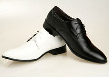 Trendy Mens dress formal pointed toe British office casual confortable shoes New