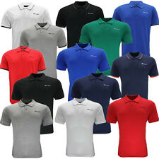 Champion Short Sleeve Mens Polo Shirt T-Shirt Top