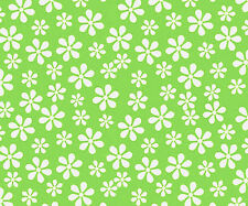 Sheetworld Primary Floral Woven Crib Sheet