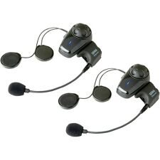 SENA SMH10D-10 Bluetooth Headset/Intercom System Dual Units SMH10D-10