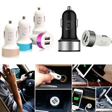 2 Port Dual Universal Car Charger Adapter For IPhone 6s For Samsung USB Charger