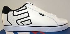 Etnies Fader Vulc SMU Men's Casual Skate Shoe  White/Black  NWD  11-14M