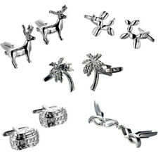 Hot Gift Gentleman Men's Shirt Jewelry Cufflinks Cuff Links Wedding Charm