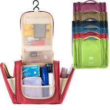 Waterproof Makeup Cosmetic Toiletries Travel Wash Pouch StorageLarge Bag Case