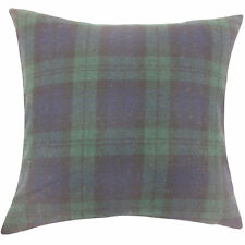The Pillow Collection Camryn Plaid Bedding Sham